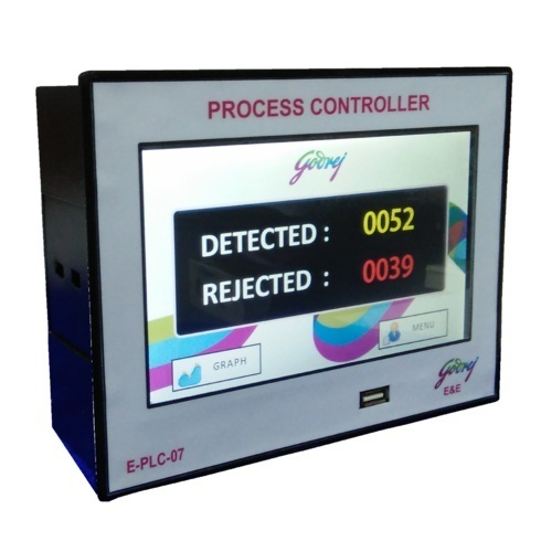 Plc With 7 Inch Touch Screen Hmi At Rs 25000 Piece