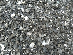 Black Plastic Waste For b t Road Construction Certified Quality By, Packaging Size: 25 Kg, 2 To 3mm