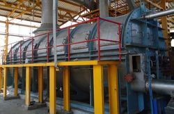Standard Tube Bundle Rotary Dryer, Capacity: 100 To 1000 M2 Area,   ID:  1194737973