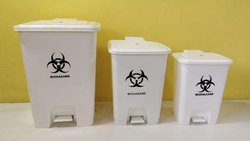15 L Bio Medical Waste Bins