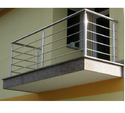 Balcony Stainless Steel Railings