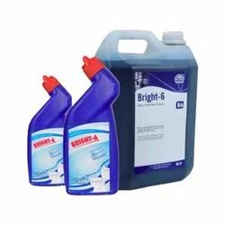 Bright-6 Liquid Toilet Cleaners