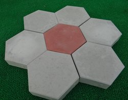 Hexagon Interlocking Paver