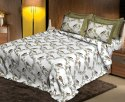 Printed King Size Bed Sheet