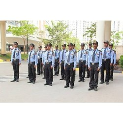 Male 30-45 Company Security Guard