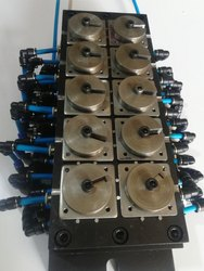 EN353 VMC加工夹具