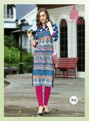 Kajal Style Town Beauty  Vol 5 Kurti