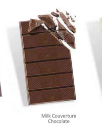 Vizyon Rectangular Milk Couverture Chocolate