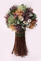 Available in PVC, Polyester Flowers Bouquet