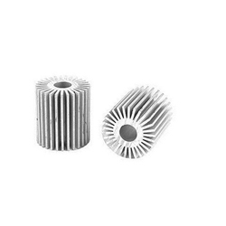 Round Extruded Aluminium Heatsink