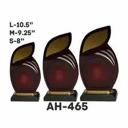 AH - 465 Wooden Trophy