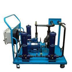 Gear Oil Filtration Machine