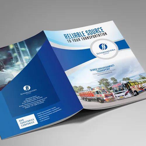 3d Website Brochure Design