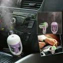 Portable Car Plug Air Humidifier