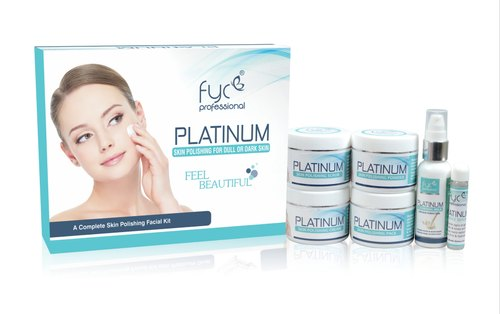 Platinum Skin Polishing Facial Kit