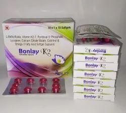 Bonelay K2 Sg Softgel Capsules
