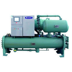 Water Cooled Chiller, Capacity: 40ton