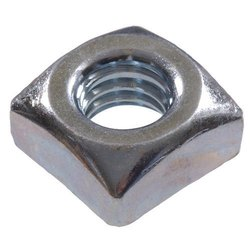 Polished Hex Square Nuts