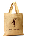 Single Colour Jute Bag