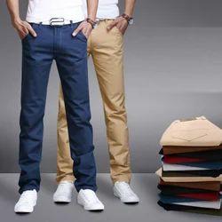 5 Colour Regular Mens'' Semi Formal Trouser