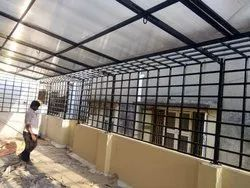 Galvanized Roof Work