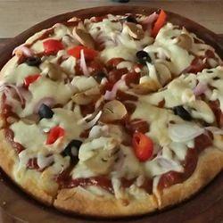 Pizza Mushroom  Large Veg Pizza