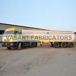 Chemical Tanker Semi Trailers