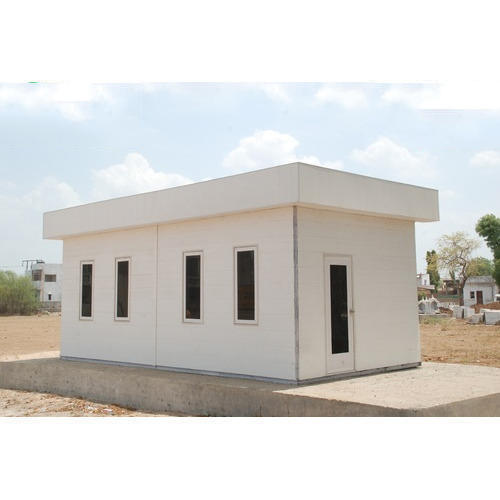 PVC Prefabricated House - PVC Prefab House Manufacturer from Ahmedabad