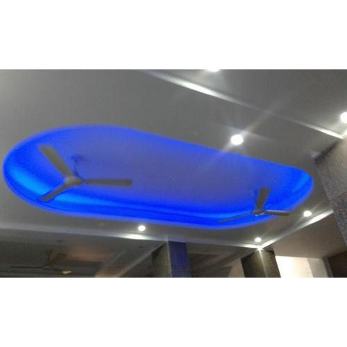 Dining Hall False Ceiling Designing Service In Sector 57