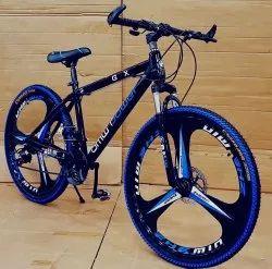 21 Gear Power Cycle Black Color