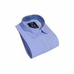 SRW Kevin King Mens Cotton Printed Designer Shirt