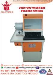 Gold Tool Vacuum Buff Polishing Machine,Gold Tool Single Side Vacuum Jewelry Polishing Machine.
