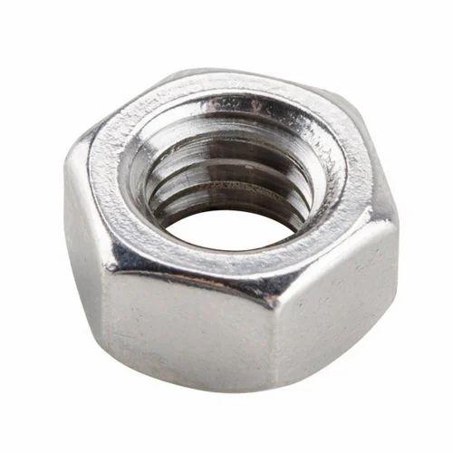 Stainless Steel Hexagonal Nuts