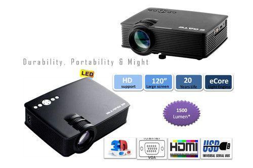 8050af84ed6963 Lcd Black I9 Miracast Projectors, I9m, Brightness (Lumens): 1000-2000