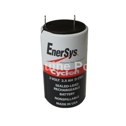 2v 2.5Ah Enersys Cyclon Lead Acid Batteries
