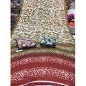 Cotton Printed Batik Saree, Length: 6 M