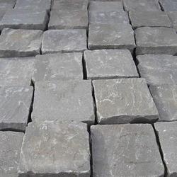 Black Industrial Cobble
