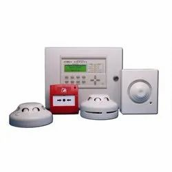 Wireless ABS Plastic Fire Detection System