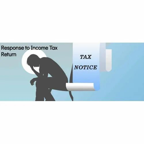 Response to Income Tax Return Service