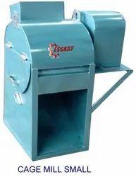 Detergent Powder Cage Mill machine