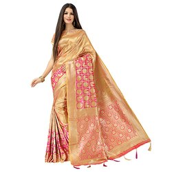 1072 Handloom Silk Saree