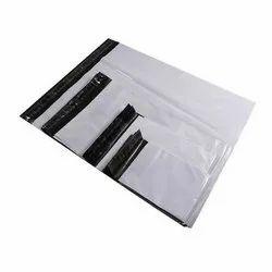 LDPE Plain Adhesive Plastic Courier Bag