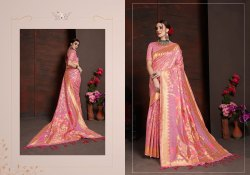Bridal Wear Kanjivaram Silk Saree With Blouse