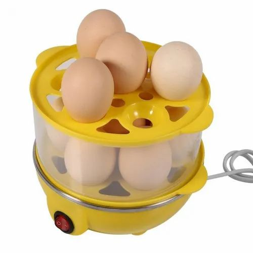 CLUBINDIA Multi-Function 2 Layer 14 Egg Cooker Boilers for Kitchen ...