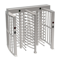 FHT-TL-249 Double Door Full Height Turnstile
