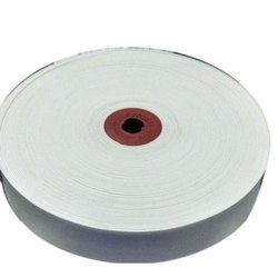 Plain White Elastic Garment Tape