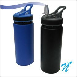 750 ml Matt Finish Metal Sipper
