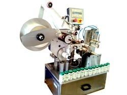 Table Top Labeling Machine.