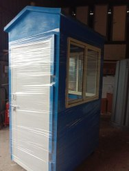 Roto molded HDPE Covid Testing Booth