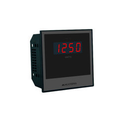 Single Phase Digital Watt Meter